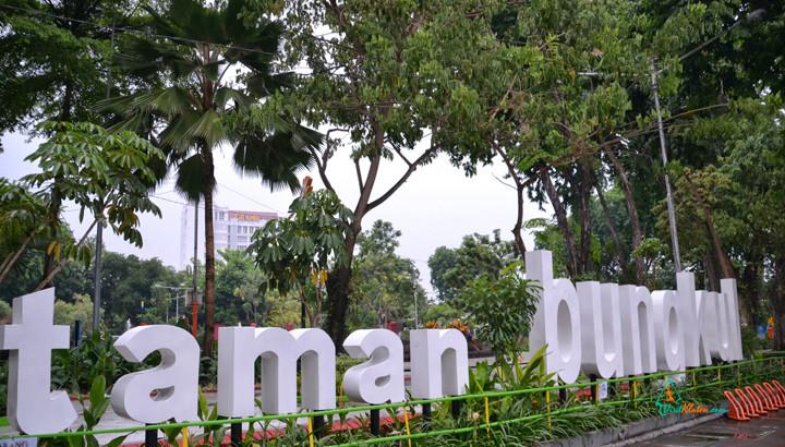 5 Taman Kota Terbaik di Indonesia - visitklaten.com