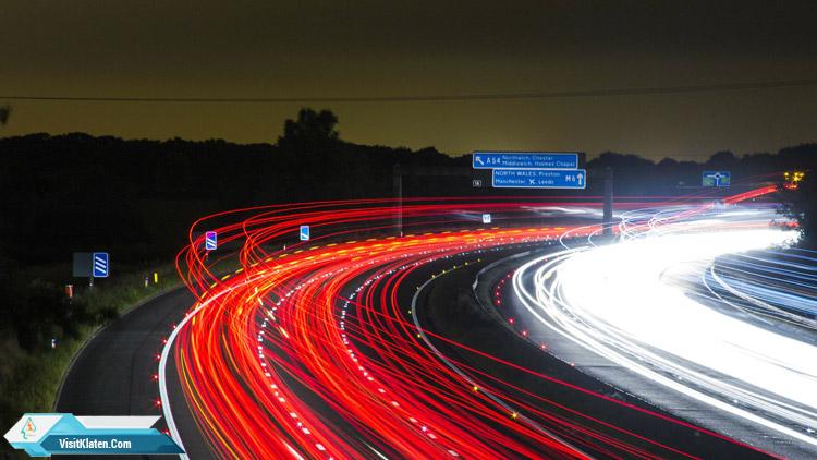 jalan tol highway