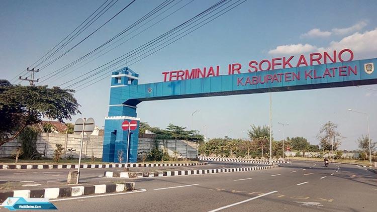 Terminal IR Soekarno Klaten